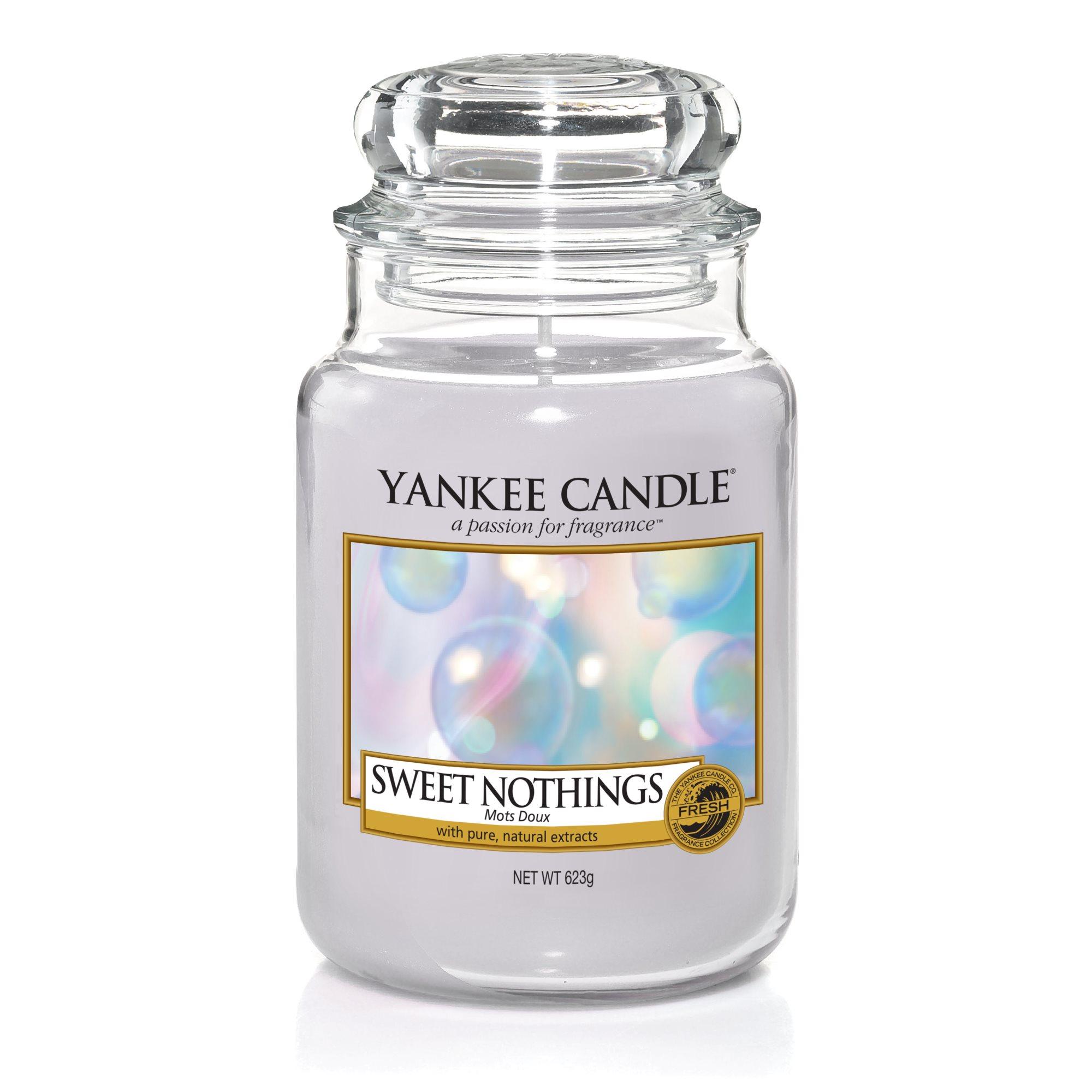 YANKEE CANDLE Große Kerze AUTUMN PEARL 623 g Duftkerze