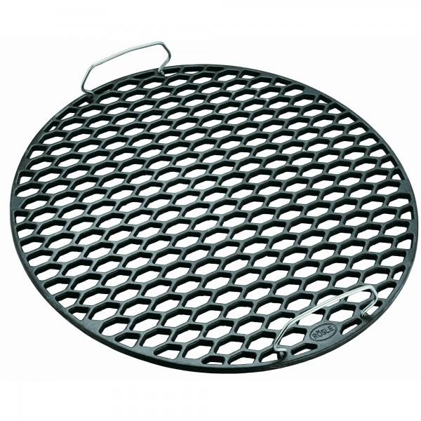RÖSLE BBQ Gussrost Grillrost für Kugelgrill 50 cm aus Gusseisen
