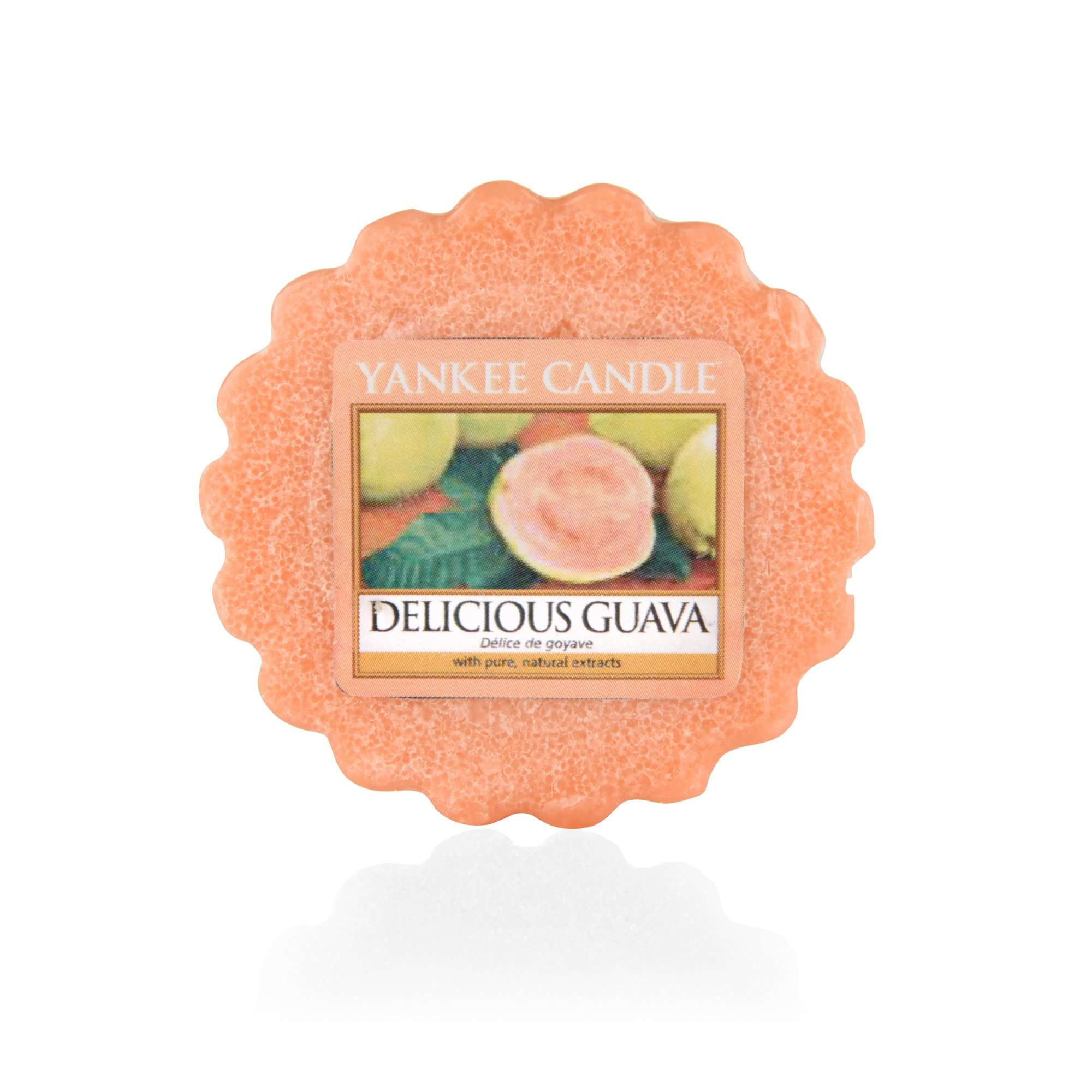 Yankee Candle Dufttart 22g Delicious Guava
