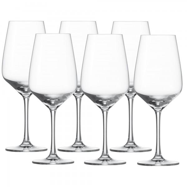 schott zwiesel serie taste rotweinglas 6 st ck inhalt 497 ml rotwein rotweingl ser gl ser. Black Bedroom Furniture Sets. Home Design Ideas
