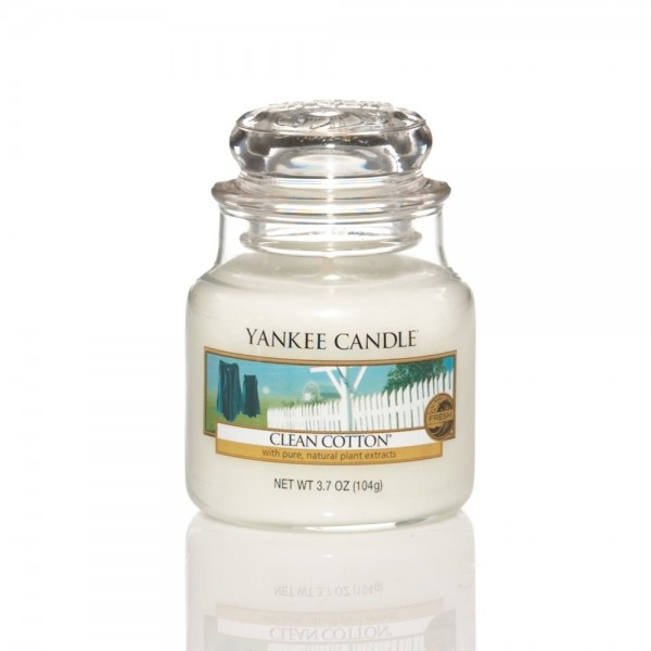 Yankee Candle Small Jar Housewarmer 104g Duftkerze Misty Mountains