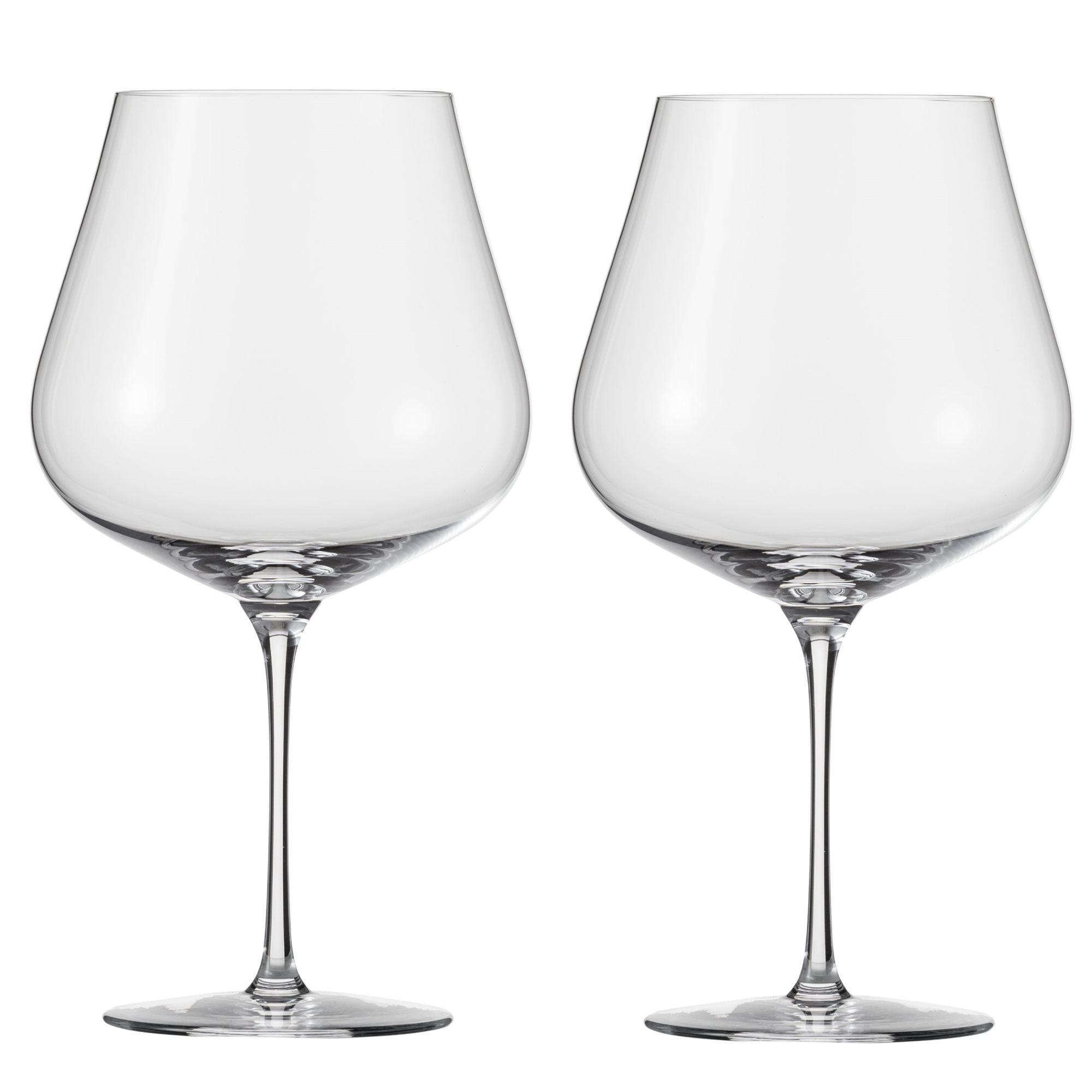 schott zwiesel serie air burgunderglas 2er set inhalt 782 ml burgunder rotweingl ser gl ser. Black Bedroom Furniture Sets. Home Design Ideas