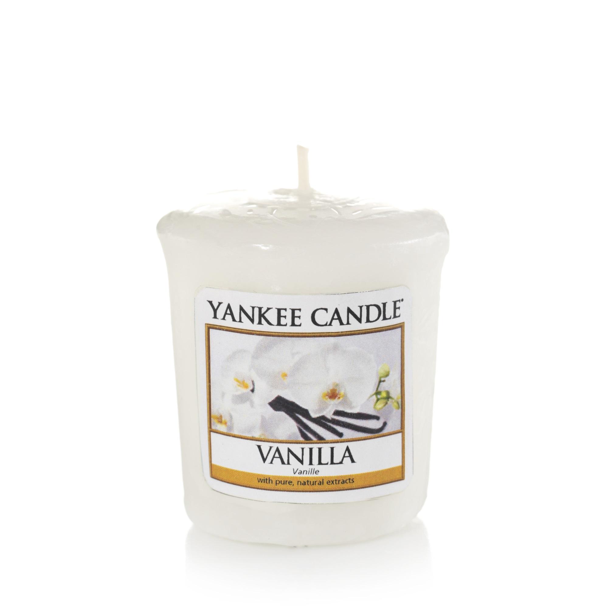 Yankee Candle Duftkerze Votivkerze Sampler 49g Spiced Orange