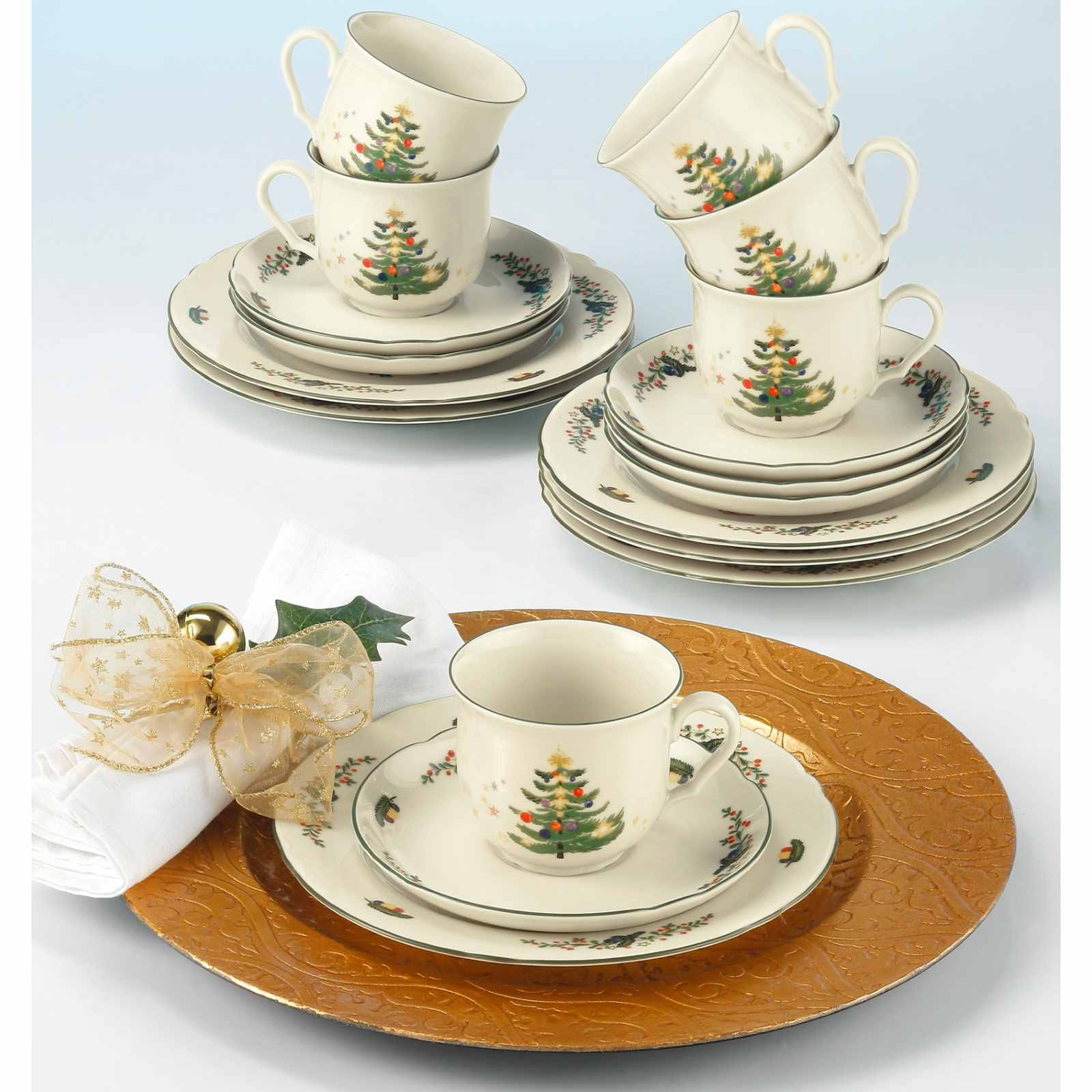 seltmann weiden marie luise weihnachten kaffeeservice 18. Black Bedroom Furniture Sets. Home Design Ideas